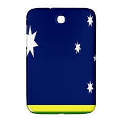 Flag Star Blue Green Yellow Samsung Galaxy Note 8 0 N5100 Hardshell Case  by Mariart