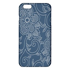 Flower Floral Blue Rose Star Iphone 6 Plus/6s Plus Tpu Case by Mariart