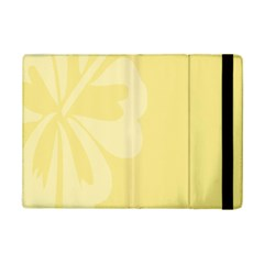 Hibiscus Custard Yellow Ipad Mini 2 Flip Cases by Mariart