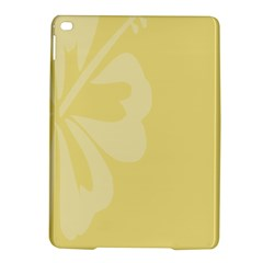 Hibiscus Custard Yellow Ipad Air 2 Hardshell Cases by Mariart