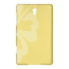 Hibiscus Custard Yellow Samsung Galaxy Tab S (8 4 ) Hardshell Case  by Mariart