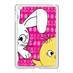Easter Apple Ipad Mini Case (white) by Valentinaart