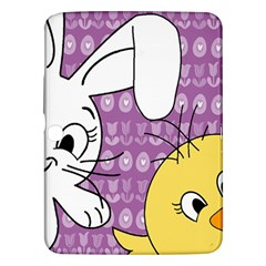 Easter Samsung Galaxy Tab 3 (10 1 ) P5200 Hardshell Case  by Valentinaart