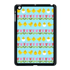 Easter   Chick And Tulips Apple Ipad Mini Case (black)