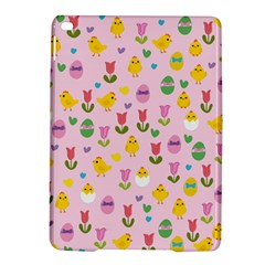 Easter   Chick And Tulips Ipad Air 2 Hardshell Cases by Valentinaart