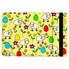 Easter Lamb Ipad Air Flip by Valentinaart