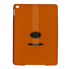 Minimalism Art Simple Guitar Ipad Air 2 Hardshell Cases