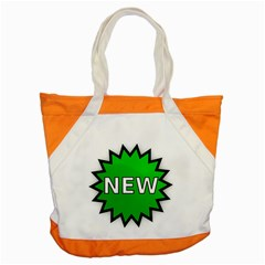 New Icon Sign Accent Tote Bag by Mariart
