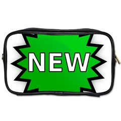 New Icon Sign Toiletries Bags 2 Side by Mariart