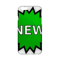 New Icon Sign Apple Iphone 6/6s Hardshell Case by Mariart