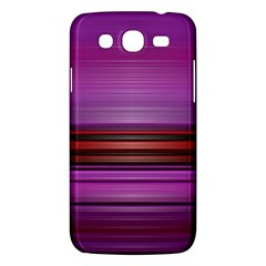 Stripes Line Red Purple Samsung Galaxy Mega 5 8 I9152 Hardshell Case  by Mariart