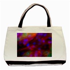Vaccine Blur Red Basic Tote Bag by Mariart