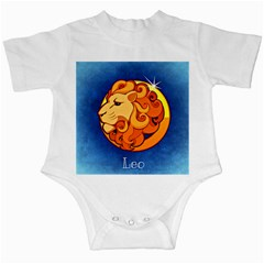 Zodiac Leo Infant Creepers by Mariart