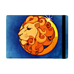 Zodiac Leo Ipad Mini 2 Flip Cases by Mariart