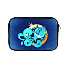 Zodiac Aquarius Apple Ipad Mini Zipper Cases by Mariart
