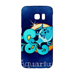Zodiac Aquarius Galaxy S6 Edge by Mariart