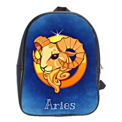 Zodiac Aries School Bags(large)