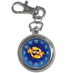 Zodiac Pisces Key Chain Watches by Mariart