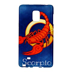 Zodiac Scorpio Galaxy Note Edge by Mariart