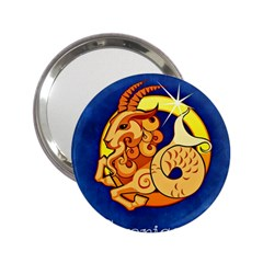 Zodiac Capricorn 2 25  Handbag Mirrors by Mariart