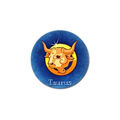 Zodiac Taurus Golf Ball Marker (4 Pack) by Mariart