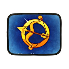 Zodiac Sagittarius Netbook Case (small)  by Mariart