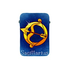 Zodiac Sagittarius Apple Ipad Mini Protective Soft Cases by Mariart