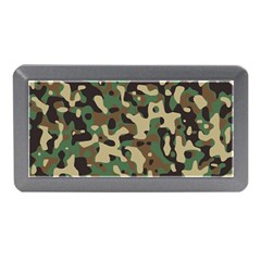 Army Camouflage Memory Card Reader (mini) by Mariart
