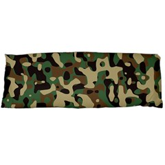 Army Camouflage Body Pillow Case (dakimakura) by Mariart