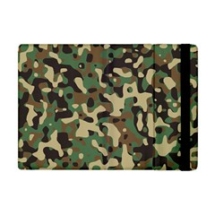 Army Camouflage Apple Ipad Mini Flip Case