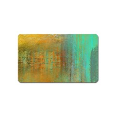 The Waterfall Magnet (name Card) by digitaldivadesigns