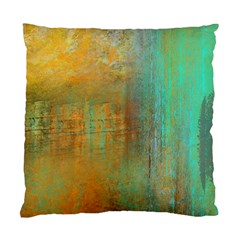 The Waterfall Standard Cushion Case (two Sides) by digitaldivadesigns