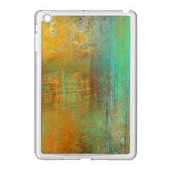 The Waterfall Apple Ipad Mini Case (white) by digitaldivadesigns