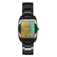The Waterfall Stainless Steel Barrel Watch by digitaldivadesigns
