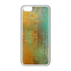 The Waterfall Apple Iphone 5c Seamless Case (white) by digitaldivadesigns