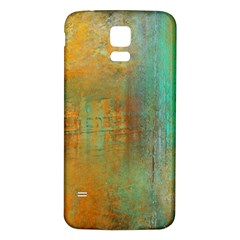 The Waterfall Samsung Galaxy S5 Back Case (white) by digitaldivadesigns