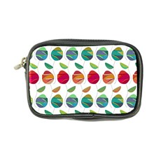 Watercolor Floral Roses Pattern Coin Purse