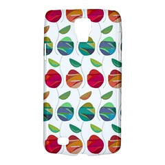 Watercolor Floral Roses Pattern Galaxy S4 Active