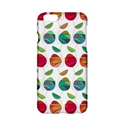Watercolor Floral Roses Pattern Apple iPhone 6/6S Hardshell Case