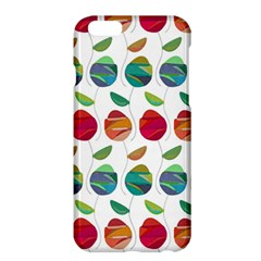 Watercolor Floral Roses Pattern Apple iPhone 6 Plus/6S Plus Hardshell Case