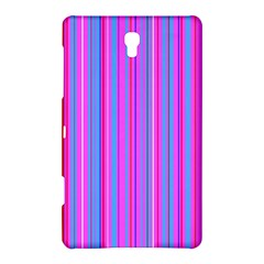 Blue And Pink Stripes Samsung Galaxy Tab S (8 4 ) Hardshell Case