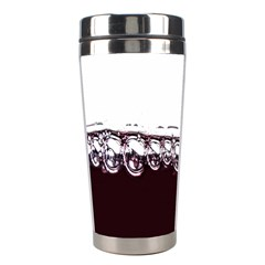 Bubbles In Red Wine Stainless Steel Travel Tumblers