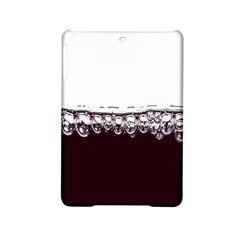 Bubbles In Red Wine Ipad Mini 2 Hardshell Cases by Nexatart
