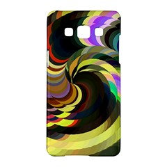 Spiral Of Tubes Samsung Galaxy A5 Hardshell Case  by Nexatart