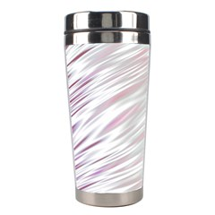 Fluorescent Flames Background With Special Light Effects Stainless Steel Travel Tumblers by Nexatart
