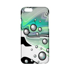 Small And Big Bubbles Apple Iphone 6/6s Hardshell Case by Nexatart