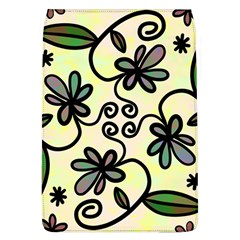 Completely Seamless Tileable Doodle Flower Art Flap Covers (l)  by Nexatart