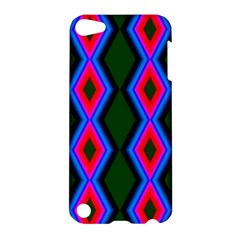 Quadrate Repetition Abstract Pattern Apple Ipod Touch 5 Hardshell Case by Nexatart
