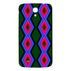 Quadrate Repetition Abstract Pattern Samsung Galaxy Mega I9200 Hardshell Back Case by Nexatart