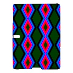 Quadrate Repetition Abstract Pattern Samsung Galaxy Tab S (10 5 ) Hardshell Case